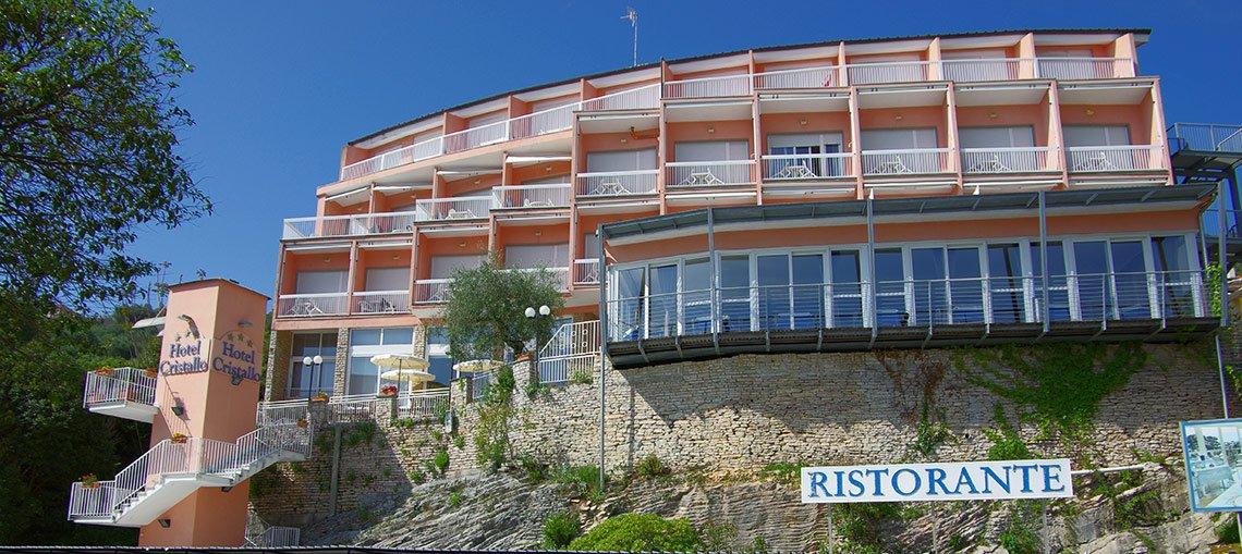 The Hotel Cristallo