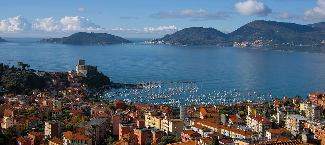 Lerici, the pearl of the Gulf