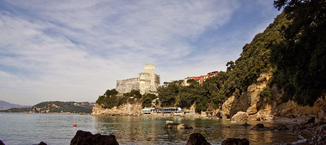 Il castello di Lerici